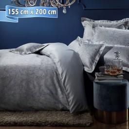 Bettwäsche Curt Bauer Victoria blu 155 cm x 200 cm