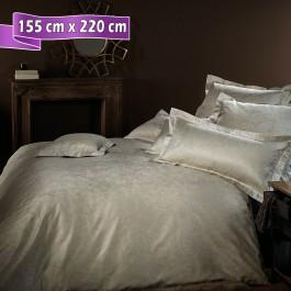 Bettwäsche Curt Bauer Victoria crema 155 cm x 220 cm