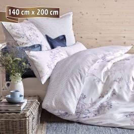 Bettwäsche Jersey Curt Bauer CAJA lilac 140 cm x 200 cm