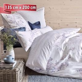 Bettwäsche Mako-Satin Curt Bauer CAJA lilac 135 cm x 200 cm