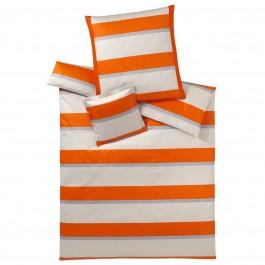 Bettwäsche Elegante Broadway 2122 orange
