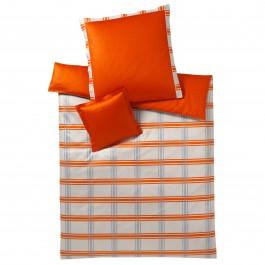 Bettwäsche Elegante Brooklyn 2123 orange