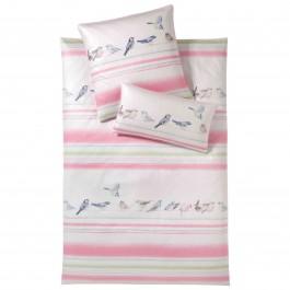 Bettwäsche Elegante Tete 2119 pink
