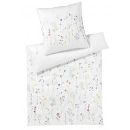 Bettwäsche Elegante Wiesenblume 2234 weiß