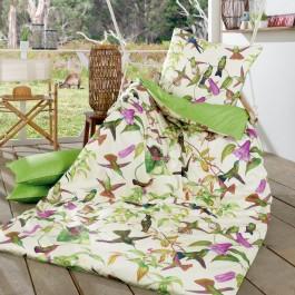 Bettwäsche Estella Australia 7461 grün