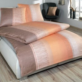 Bettwäsche Estella Eimo 6440 orange