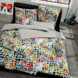Bettwäsche Estella Facette 6680 multicolor