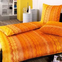 Bettwäsche Estella Luigi 7879 orange