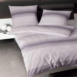 Bettwäsche Janine Chinchilla 7622 violett