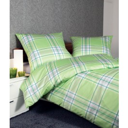 Bettwäsche Janine Messina 4794 grün
