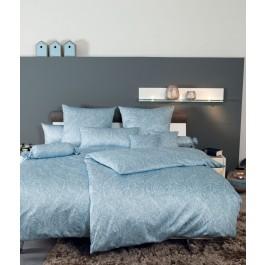 Bettwäsche Janine Messina 4796 blau
