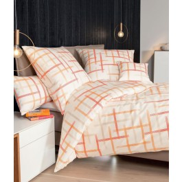 Bettwäsche Janine Messina 4798 orange