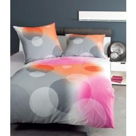 Bettwäsche Janine modern art 4138 rosa
