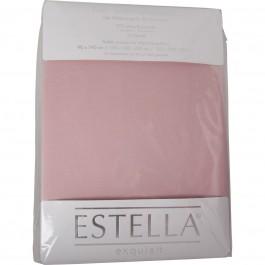 Spannbetttuch Estella Jersey 6500 rosa