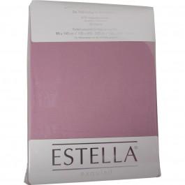 Spannbetttuch Estella Zwirn-Jersey 6900 flieder