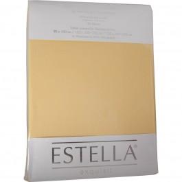 Spannbetttuch Estella Zwirn-Jersey 6900 quitte