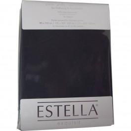 Spannbetttuch Estella Jersey 6500 schiefer
