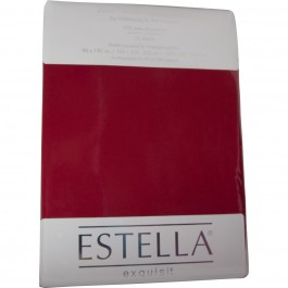 Spannbetttuch Estella Jersey 6500 purpur