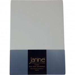 Spannbetttuch Janine Elastic Jersey 5002 weiß
