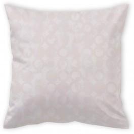 Kissenbezug CLEO silver peach 40 cm x 40 cm
