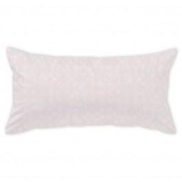 Kissenbezug CLEO silver peach 40 cm x 80 cm
