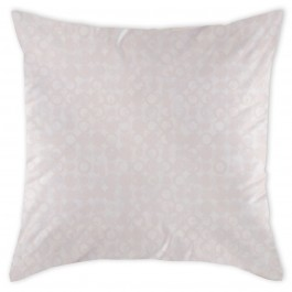 Kissenbezug CLEO silver peach 80 cm x 80 cm