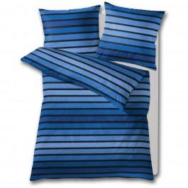 Bettwäsche Kleine Wolke Neapel königsblau