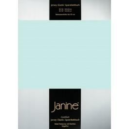 Spannbetttuch Janine Elastic Jersey 5002 morgennebel